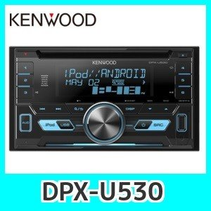 KENWOODケンウッドDPX-U530 CD/USB/iPodレシーバーMP3/WMA/WAV/FLAC対応|kurumadecoco