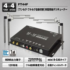 MAXWINマックスウィンFT44Fフルセグチューナー東芝処理プロセッサ採用HDMI出力搭載|kurumadecoco