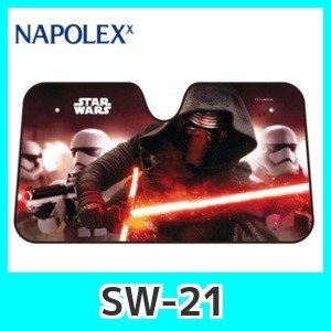 SW-21 サンシェードL<スターウォーズ> ナポレックス|kurumadecoco