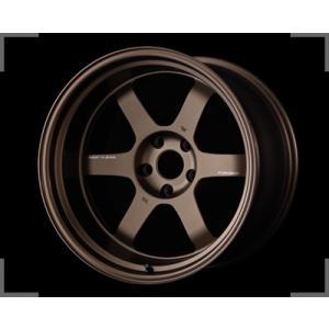 RAYS ボルク TE37V MK2 18インチ×9J 5穴 114.3 レイズ ホイール 1本から送料無料 VOLK Racing TE37V マーク2 BR/MF 18x9J|kurumadouraku