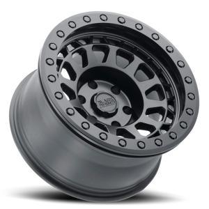 ブラックライノ プリム ビードロック 17インチ×8.5J 6穴 139.7 -30 Φ112 Mブラック TSW ホイール 1本から送料無料 Black Rhino Primm Beadlock 17x8.5J|kurumadouraku