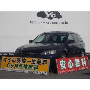 中古車 スバル レガシィツーリングワゴン ★支払総額52.7万円★|kurumaerabi