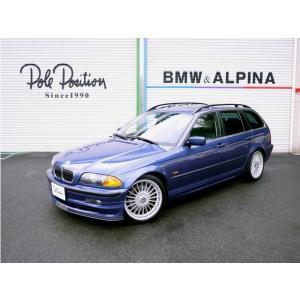 中古車 BMWアルピナ B3ツーリング 生産台数98台 ニコル物 本革シート|kurumaerabi