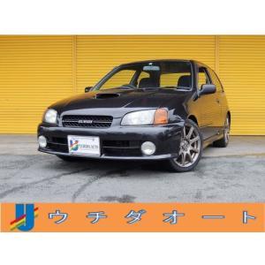 【支払総額668,000円】中古車 トヨタ スターレット ターボ・5速MT・純正エアロ・社外アルミ|kurumaerabi