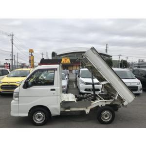 【支払総額678,000円】中古車 ダイハツ ハイゼットトラック 4WD、ダンプ、エアコン|kurumaerabi