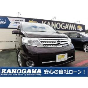 中古車 日産 セレナ 自社ローン取扱い kurumaerabi