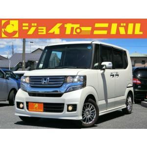 【支払総額637,000円】中古車 ホンダ N-BOX+カスタム ワンオナ 両側Pスライド バックカメラ|kurumaerabi