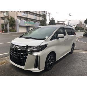 新車 トヨタ アルファード 3眼LED ツインムーンムーフ|kurumaerabi