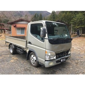 中古車 三菱ふそう キャンター カスタムグレード 生エンジン ETC kurumaerabi