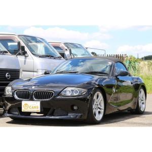 【支払総額620,000円】中古車 BMW Z4 3.0i 電動オープン純正18インチ ETC シートヒーター|kurumaerabi