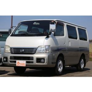 【支払総額500,000円】中古車 日産 キャラバン ETC、社外15インチホイール|kurumaerabi