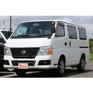 【支払総額540,000円】中古車 日産 キャラバン ETC ナビ|kurumaerabi