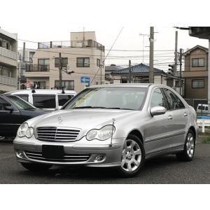 【支払総額288,000円】中古車 メルセデス・ベンツ C240 HDDナビ キーレス|kurumaerabi