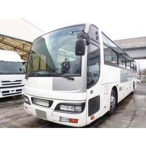 中古車 日産ディーゼル スペースアロー バス 総輪エアサス 57人乗り|kurumaerabi