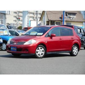 【支払総額406,000円】中古車 日産 ティーダ kurumaerabi