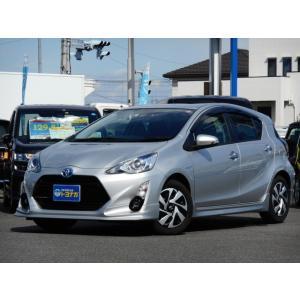 〈支払総額 表示車両CCC〉  1.5 S/トヨタ/アクア/フルセグナビ バックカメラ LEDライト...