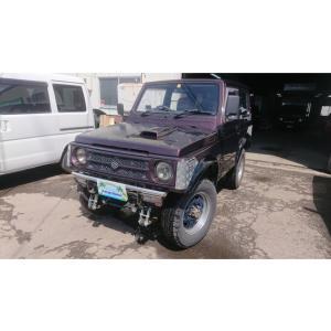 【支払総額450,000円】中古車 スズキ ジムニー JA11が入庫しました!