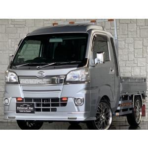 【支払総額1,680,000円】中古車 ダイハツ ハイゼットトラック 3方開/メモリーナビ/AW/ETC|kurumaerabi
