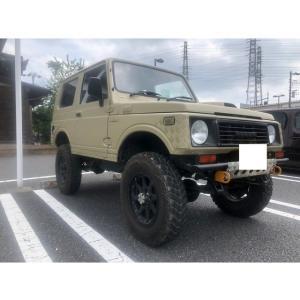 【支払総額450,000円】中古車 スズキ ジムニー 5MT 4WD エアコン付き|kurumaerabi