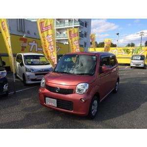 中古車 日産 モコ 2WD X|kurumaerabi