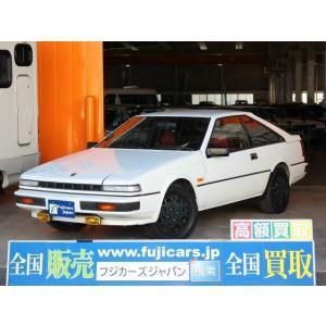 中古車 日産 シルビア ターボR-L FISCO CA18型エンジン搭載モデル|kurumaerabi