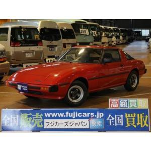 中古車 マツダ RX-7 GT サバンナRX7 13インチアルミ|kurumaerabi