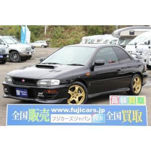 中古車 スバル インプレッサ WRX タイプR STIバージョンIV タイベル交換済|kurumaerabi