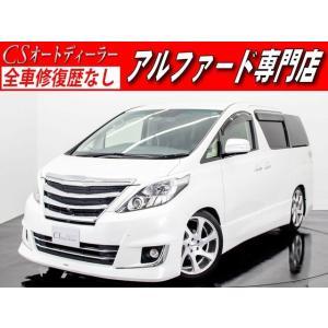 中古車 トヨタ アルファード 350S-C 1オーナー プレミアムSS 新品20AW kurumaerabi