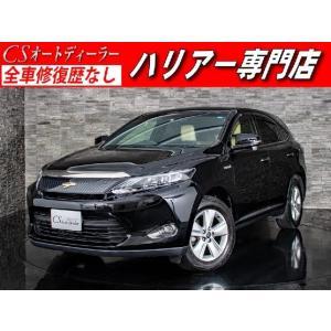 中古車 トヨタ ハリアーハイブリッド ハリアー 2.5HV-エレガンス フルセグSDナビ Bluetooth|kurumaerabi