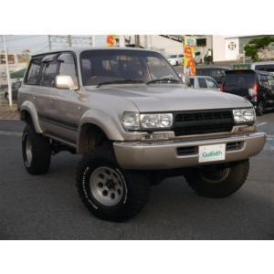 中古車 トヨタ ランドクルーザー ランドクルーザー80 ワゴン VXリミテッド|kurumaerabi