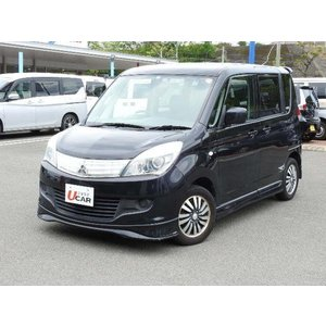 中古車 三菱 デリカD:2 1.2X|kurumaerabi