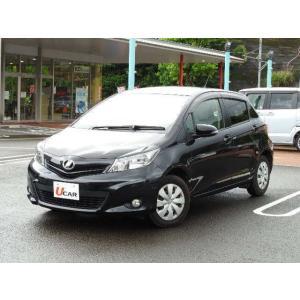 中古車 トヨタ ヴィッツ 1.3F|kurumaerabi