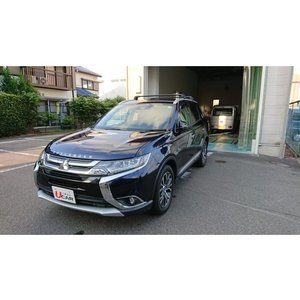 中古車 三菱 アウトランダー 2.4 24G 4WD|kurumaerabi