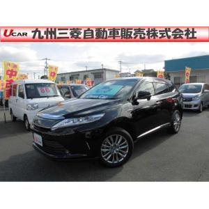 中古車 トヨタ ハリアー 2.5ハイブリッドE-Fourプレミアム 4WD|kurumaerabi