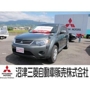 中古車 三菱 アウトランダー 2.4 24E|kurumaerabi