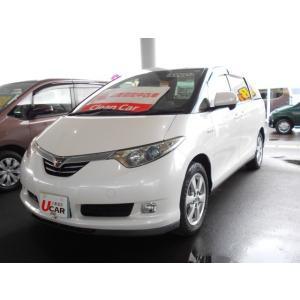 中古車 トヨタ エスティマ ハイブリッド2.4X 4WD|kurumaerabi