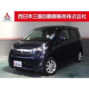 中古車 三菱 eKカスタム 660G kurumaerabi