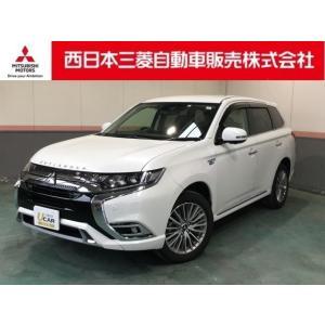 中古車 三菱 アウトランダーPHEV 2.4Gプラスパッケージ 4WD kurumaerabi