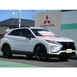 中古車 三菱 エクリプスクロス 2.2DTブラック エディション 4WD|kurumaerabi