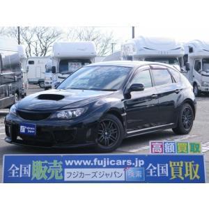 中古車 スバル インプレッサ WRX STI  WEDS17AW HKSマフラー kurumaerabi