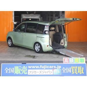 中古車 トヨタ シエンタ 福祉車両 ウェルキャブスローパー メモリーナビ|kurumaerabi