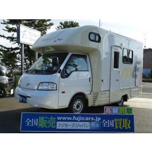 中古車 日産 バネットトラック バネット ナッツRV マッシュW ソーラー 冷蔵庫|kurumaerabi