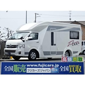 中古車 トヨタ ハイエース ハイエース ホワイトハウス ツアラー600L FFヒーター|kurumaerabi