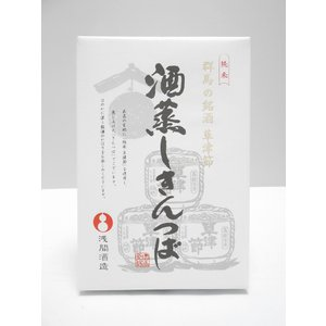 酒蒸しきんつば【浅間酒造の酒かす使用】|kusatu-meisan