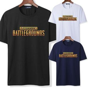 PUBG モバイル Tシャツ PLAYERUNKNOWN'S BATTLEGROUNDS プレイヤー...
