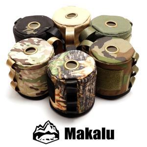 Makalu トイレットペーパーホルダー TOILET PAPER HOLDER アウトドア キャンプ トイレットペーパーバッグ メンズ レディース おしゃれ 迷彩 ミリタリー|Kusunoki
