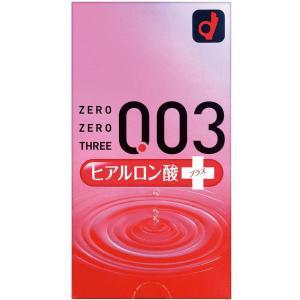 オカモト 003 ヒアルロン酸プラス 10個入 /コンドーム 避妊具 スキン|kusurino-wakaba