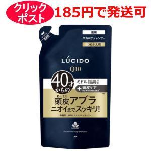 マンダム ルシード 薬用ヘア&スカルプ シャンプー 380ml(詰め替え用) / 医薬部外品|kusurino-wakaba