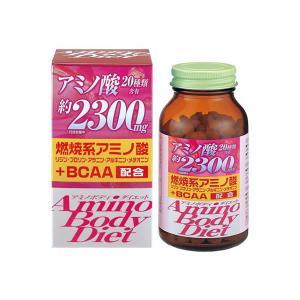 【倍!倍!ストア 誰でも+5%】オリヒロ アミノボディダイエット粒 300粒|kusurino-wakaba