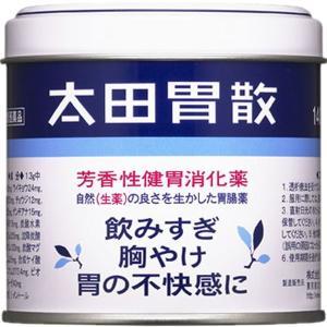 【倍!倍!ストア 誰でも+5%】【第2類医薬品】太田胃散 140g kusurino-wakaba